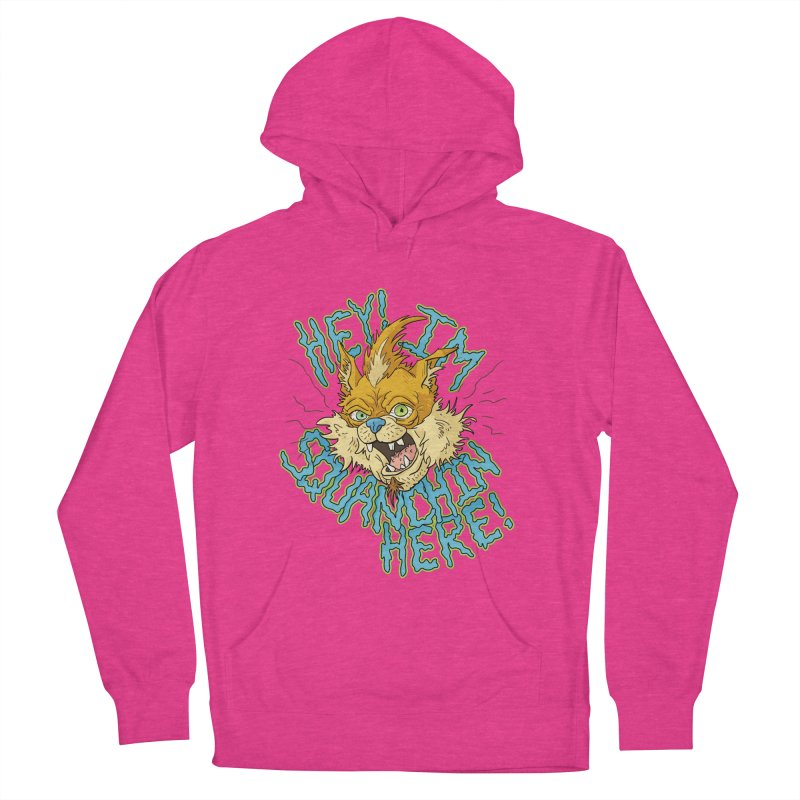 Squanchin' Here! Women's Pullover Hoody by Shannon's Stuff