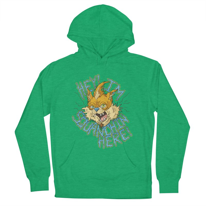 Squanchin' Here! Men's Pullover Hoody by Shannon's Stuff