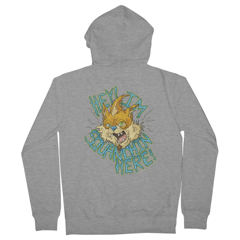 Squanchin' Here! Women's French Terry Zip-Up Hoody by Shannon's Stuff