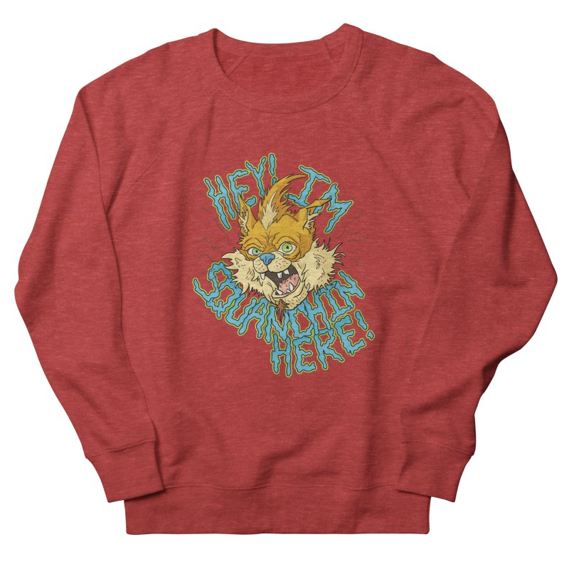 Squanchin' Here! Men's Sweatshirt by Shannon's Stuff