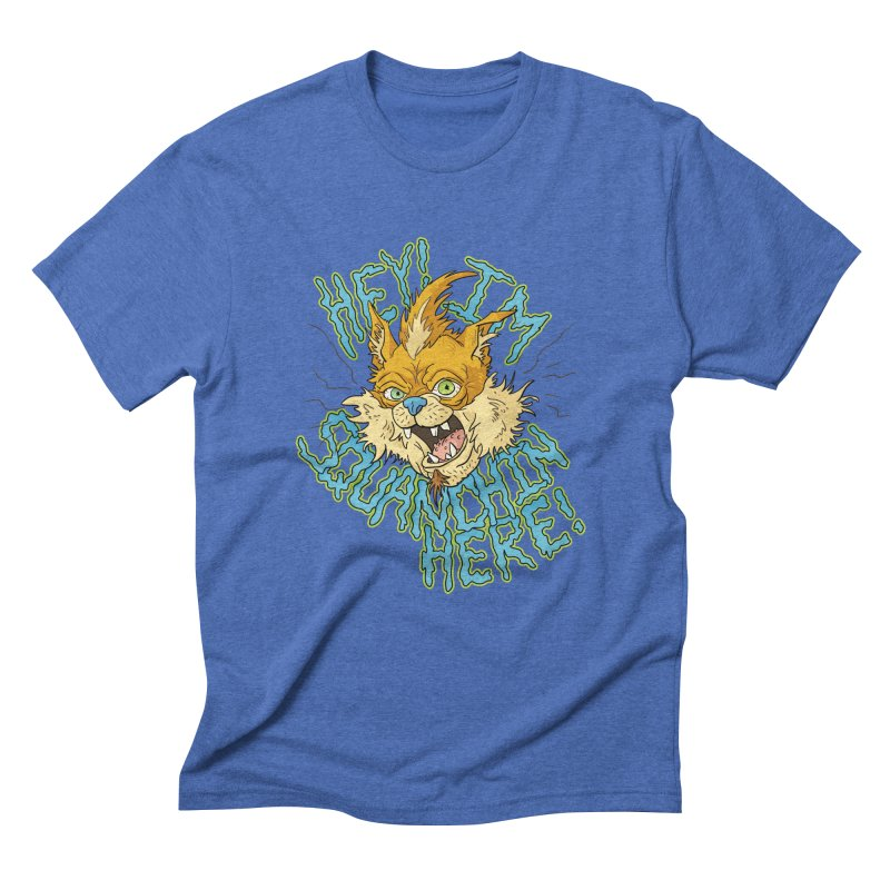 Squanchin' Here! Men's Triblend T-Shirt by Shannon's Stuff