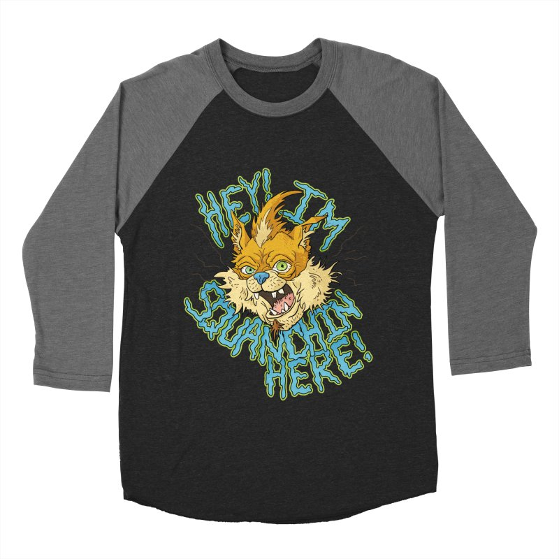 Squanchin' Here! Women's Baseball Triblend T-Shirt by Shannon's Stuff
