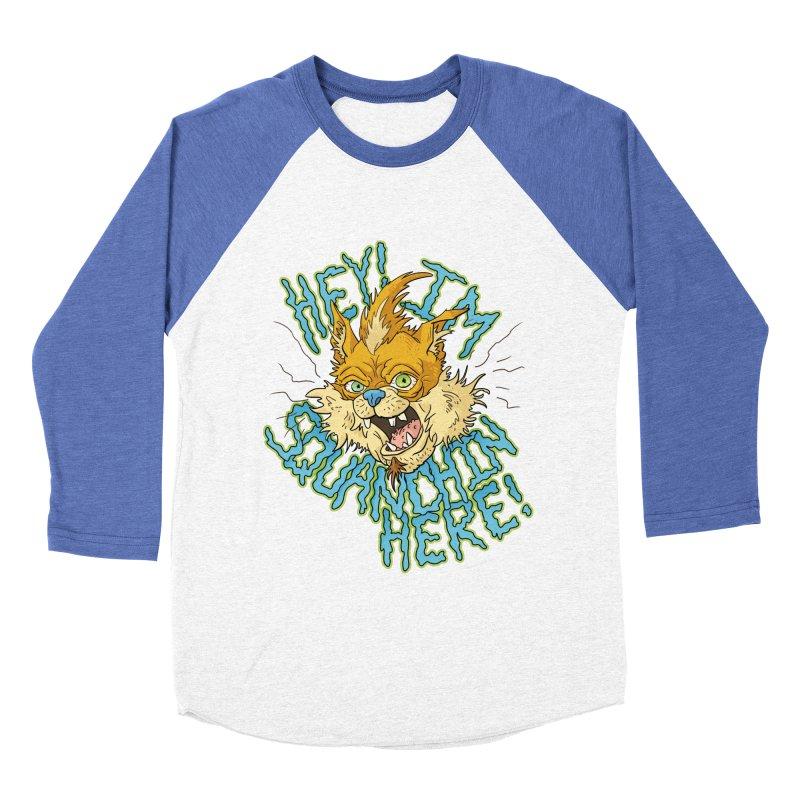Squanchin' Here! Men's Baseball Triblend T-Shirt by Shannon's Stuff