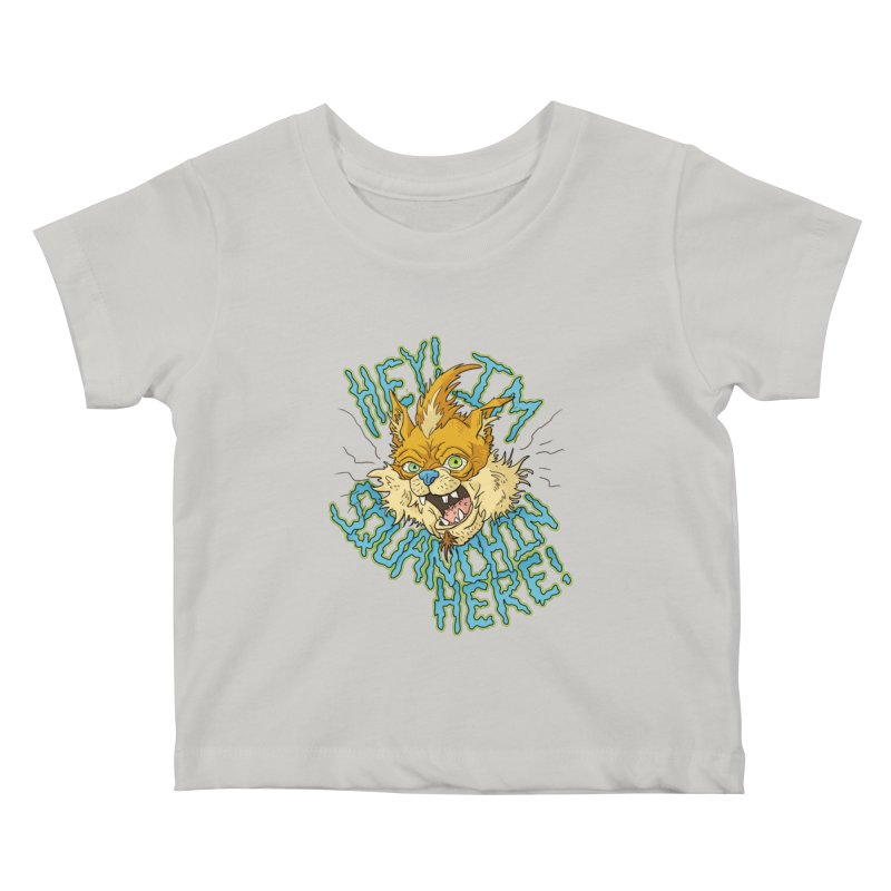 Squanchin' Here! Kids Baby T-Shirt by Shannon's Stuff