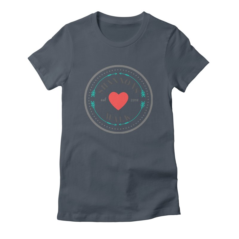 Shannons Walk Women's T-Shirt by shannonswalk's Artist Shop