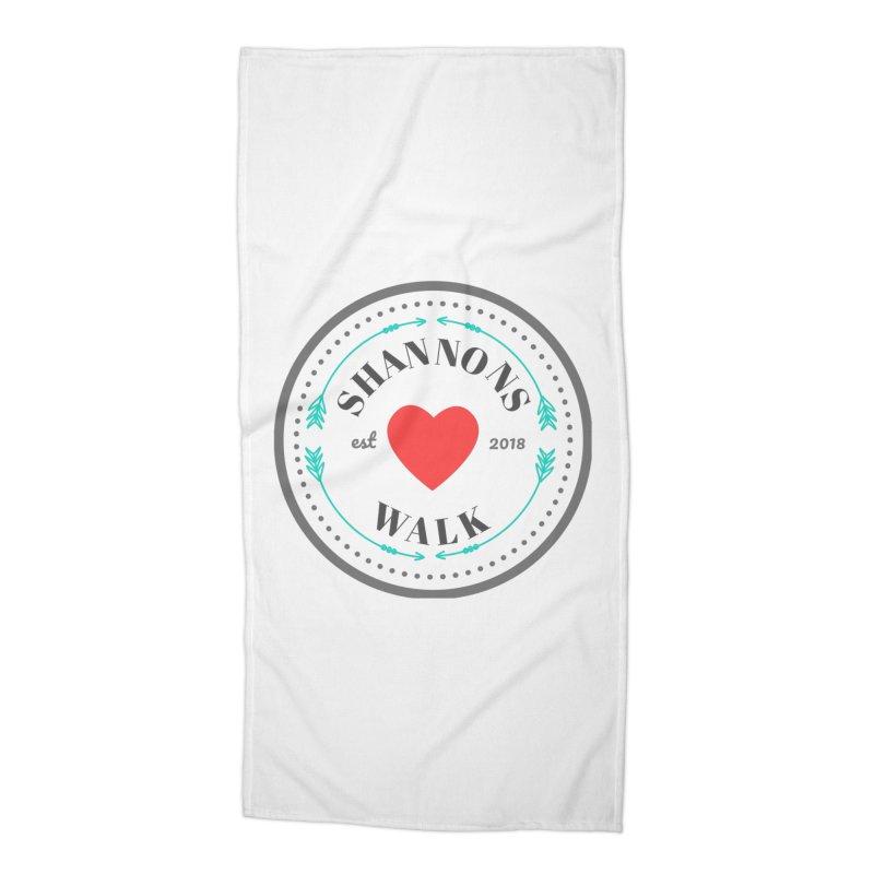 Shannons Walk Accessories Beach Towel by shannonswalk's Artist Shop