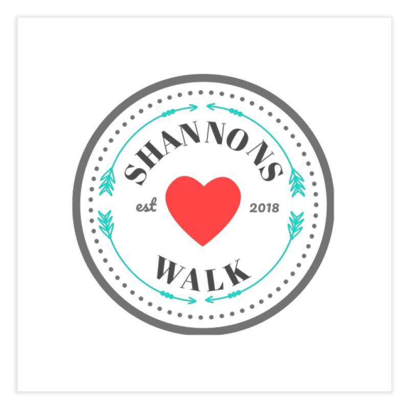 Shannons Walk Home Fine Art Print by shannonswalk's Artist Shop