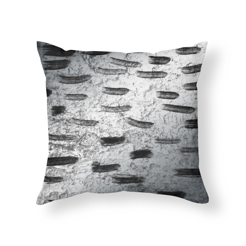 Tracing Home Throw Pillow by shaoart's Artist Shop