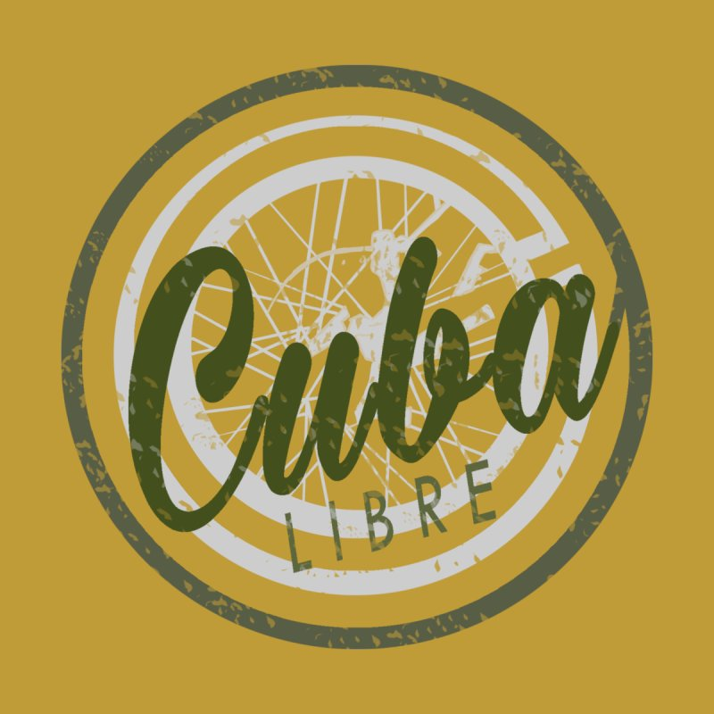 Cuba Libre Women's Triblend T-Shirt by shaoart's Artist Shop