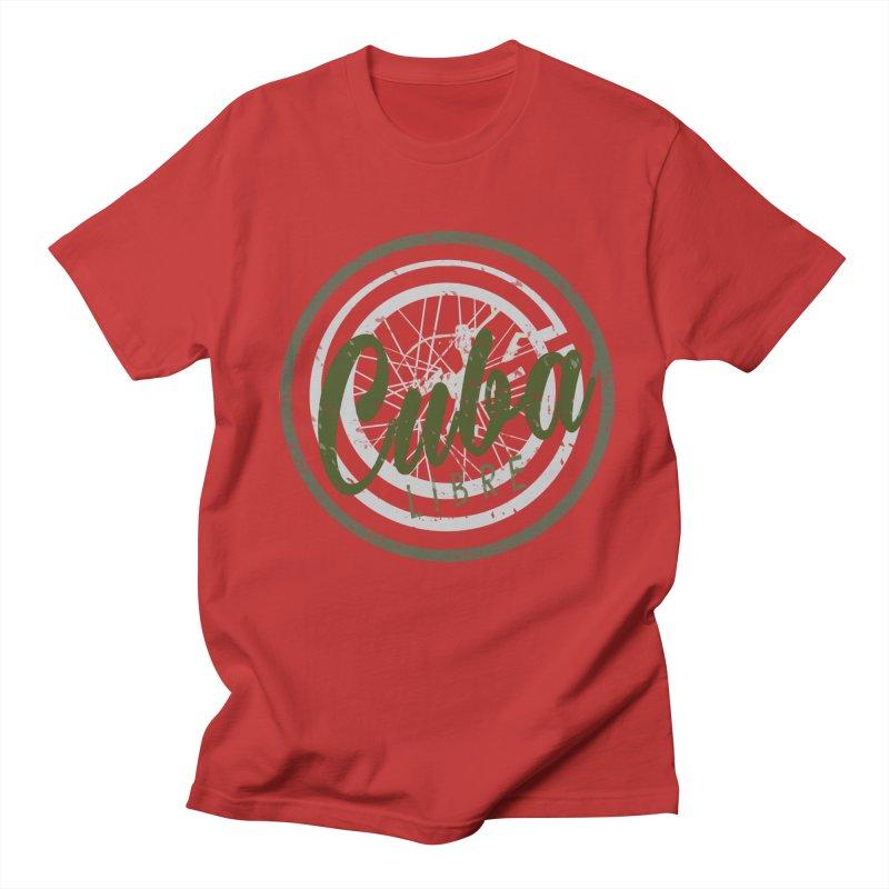 Cuba Libre Men's T-Shirt by shaoart's Artist Shop