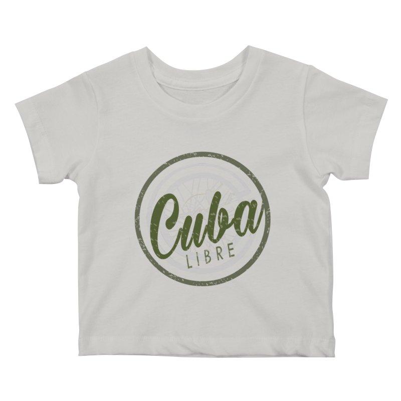 Cuba Libre Kids Baby T-Shirt by shaoart's Artist Shop