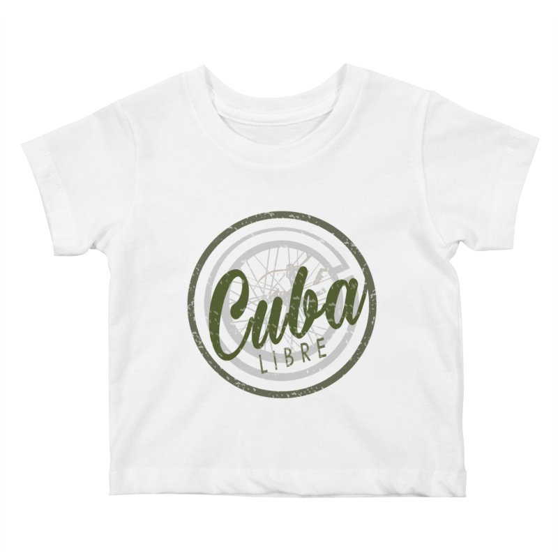 Cuba Libre Kids Baby T-Shirt by shaoart's Artist Shop