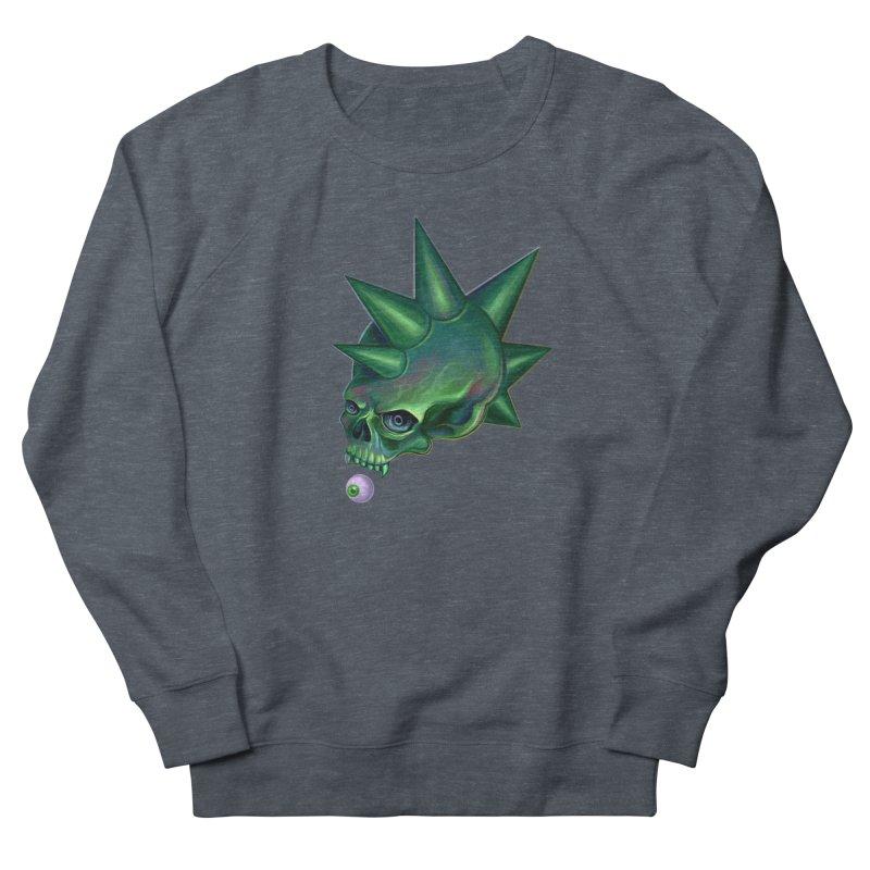 Skull Mask n2 Men's Sweatshirt by shaoart's Artist Shop