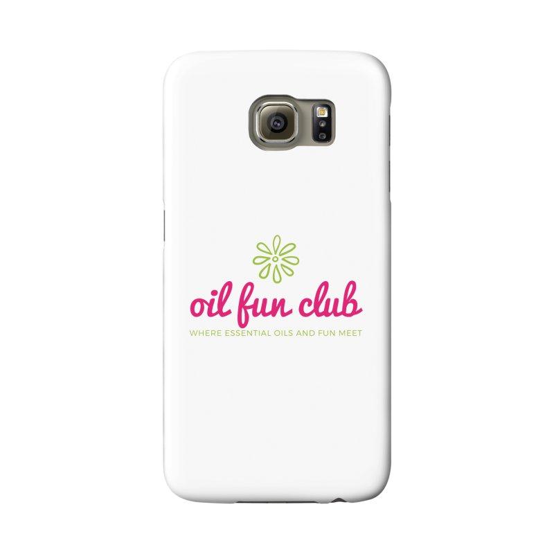 Oil Fun Club Accessories Phone Case by Sharon Marta Essentials Shop