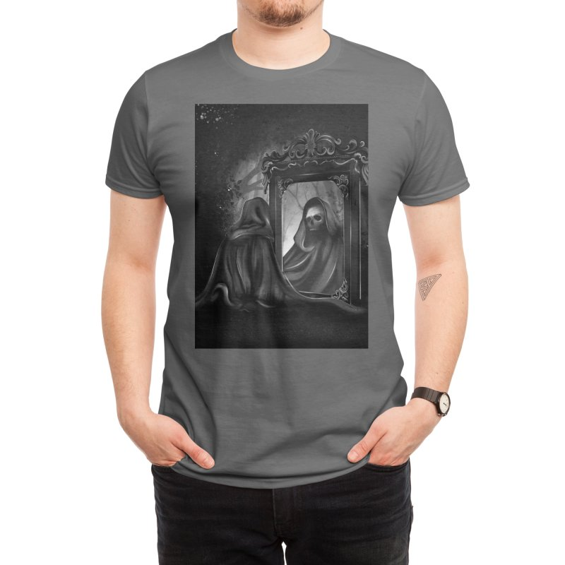 The Other side of Yours Men's T-Shirt by ShatanX