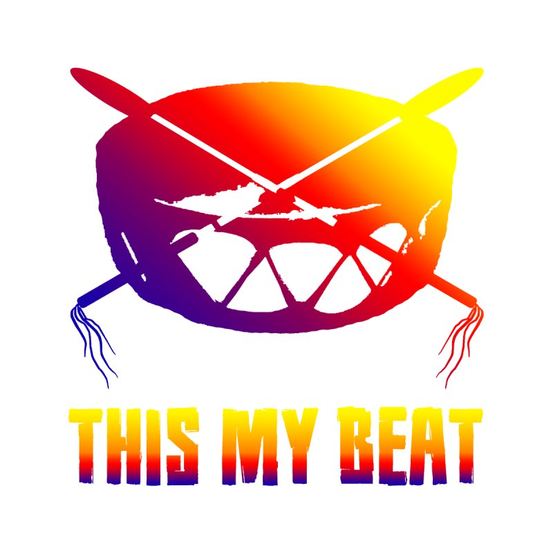 This My Beat Home Tapestry by Shawnee Rising Studios
