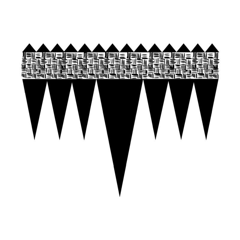 Weave Design Men's Tank by Shawnee Rising Studios