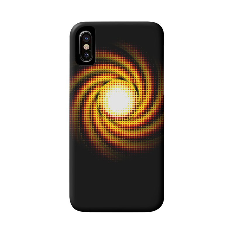 Inferno Accessories Phone Case by Shawnee Rising Studios
