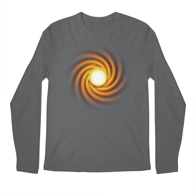 Inferno Men's Regular Longsleeve T-Shirt by Shawnee Rising Studios