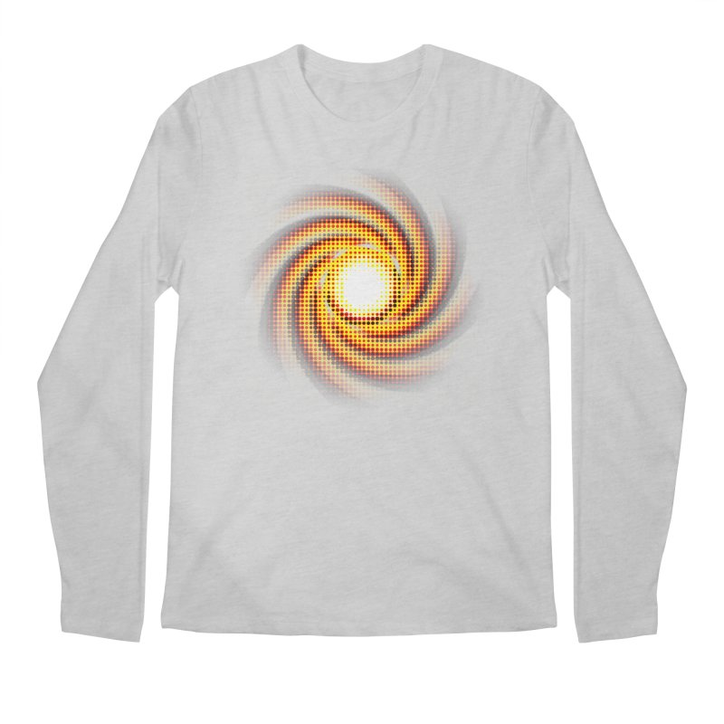 Inferno Men's Regular Longsleeve T-Shirt by Shawnee Rising Studios