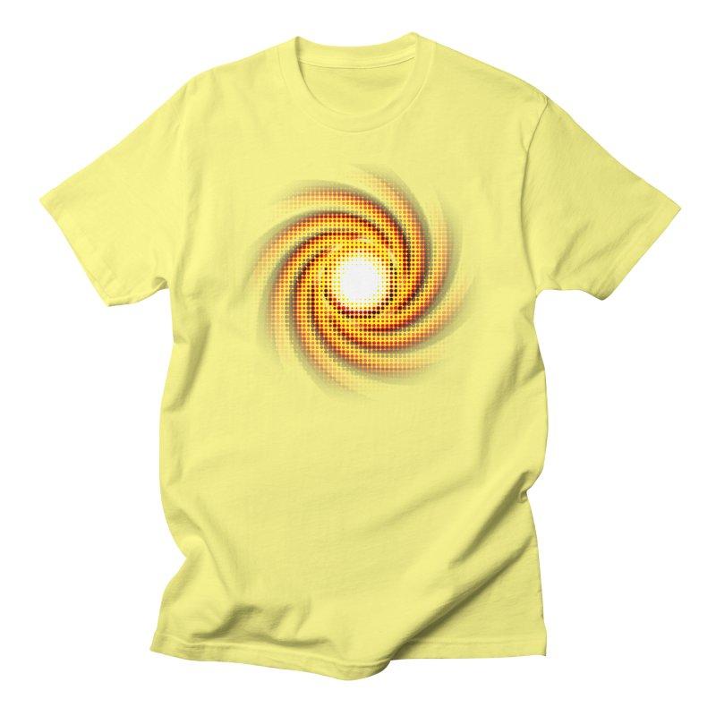 Inferno Men's Regular T-Shirt by Shawnee Rising Studios