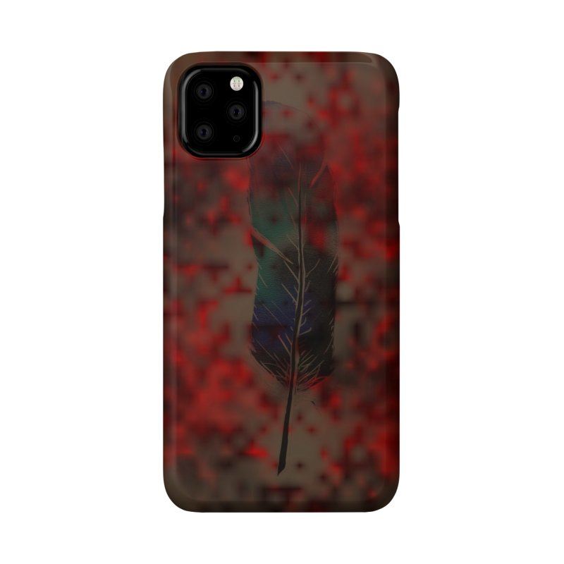 Shadow Accessories Phone Case by Shawnee Rising Studios