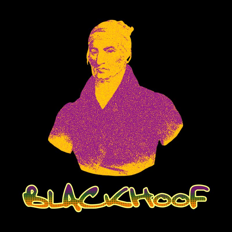 Blackhoof Men's T-Shirt by Shawnee Rising Studios