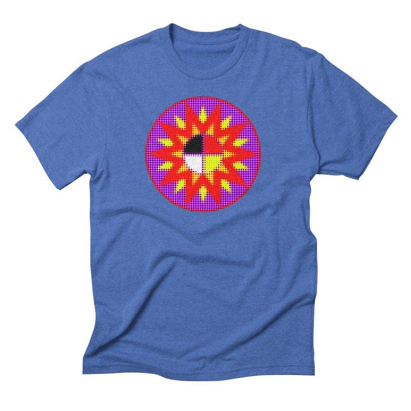 Burst of Color Men's T-Shirt by Shawnee Rising Studios