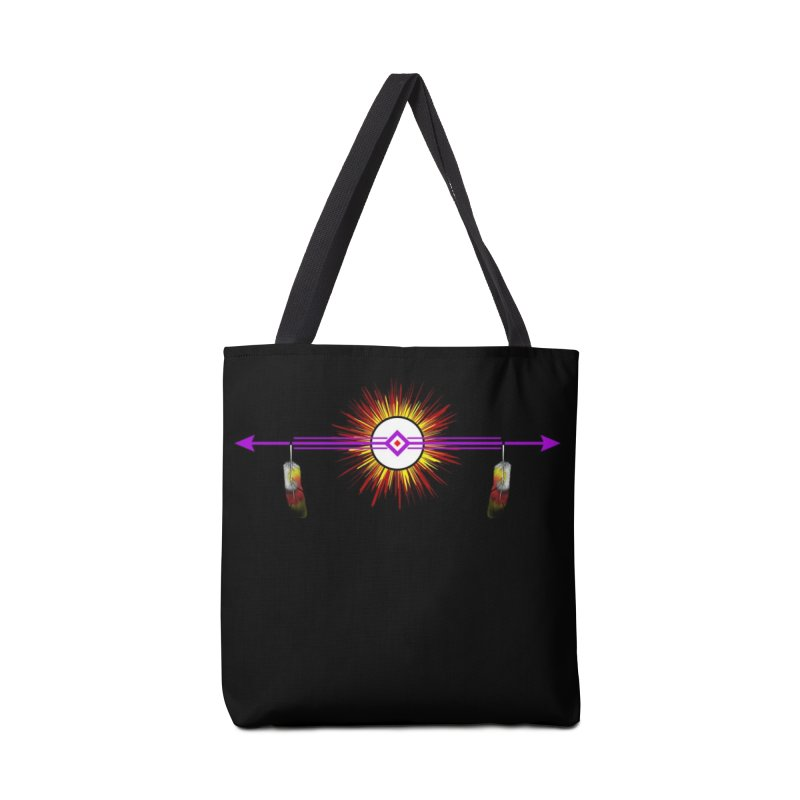 Balance Accessories Tote Bag Bag by Shawnee Rising Studios