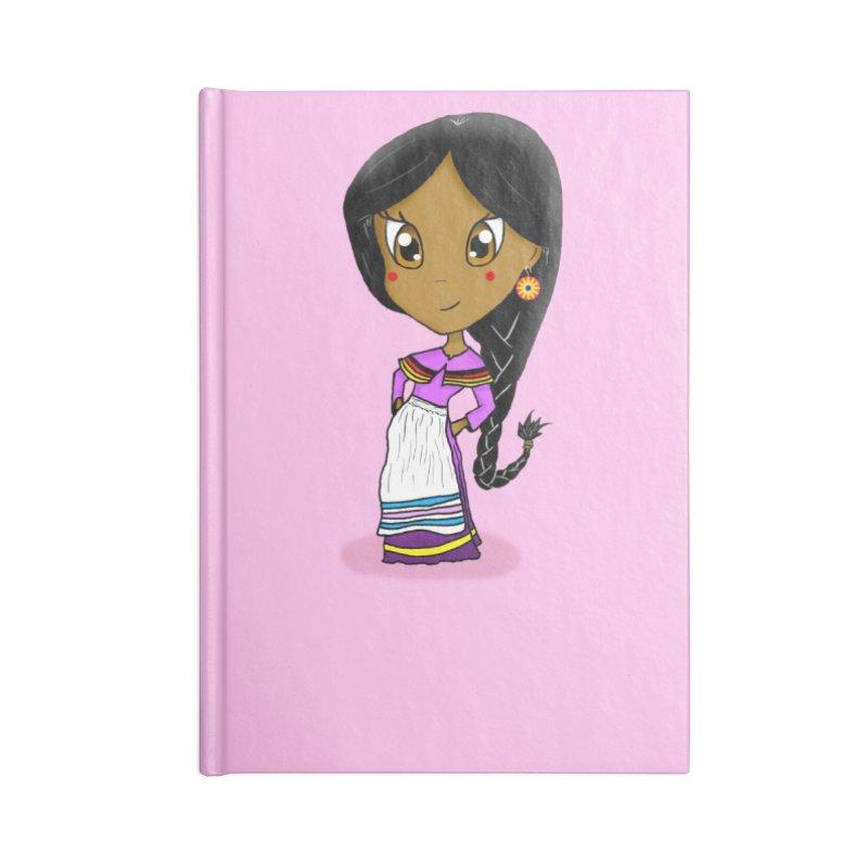 Kyamanyalapa! (Let's Dance!) Accessories Blank Journal Notebook by Shawnee Rising Studios