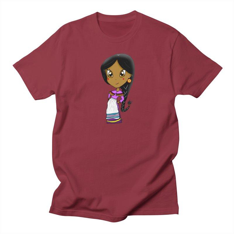Kyamanyalapa! (Let's Dance!) Men's Regular T-Shirt by Shawnee Rising Studios