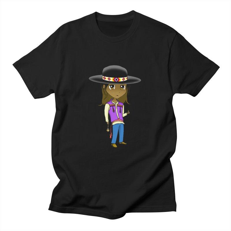 Kyamanyalapa! (Let's Dance!) #2 Men's Regular T-Shirt by Shawnee Rising Studios