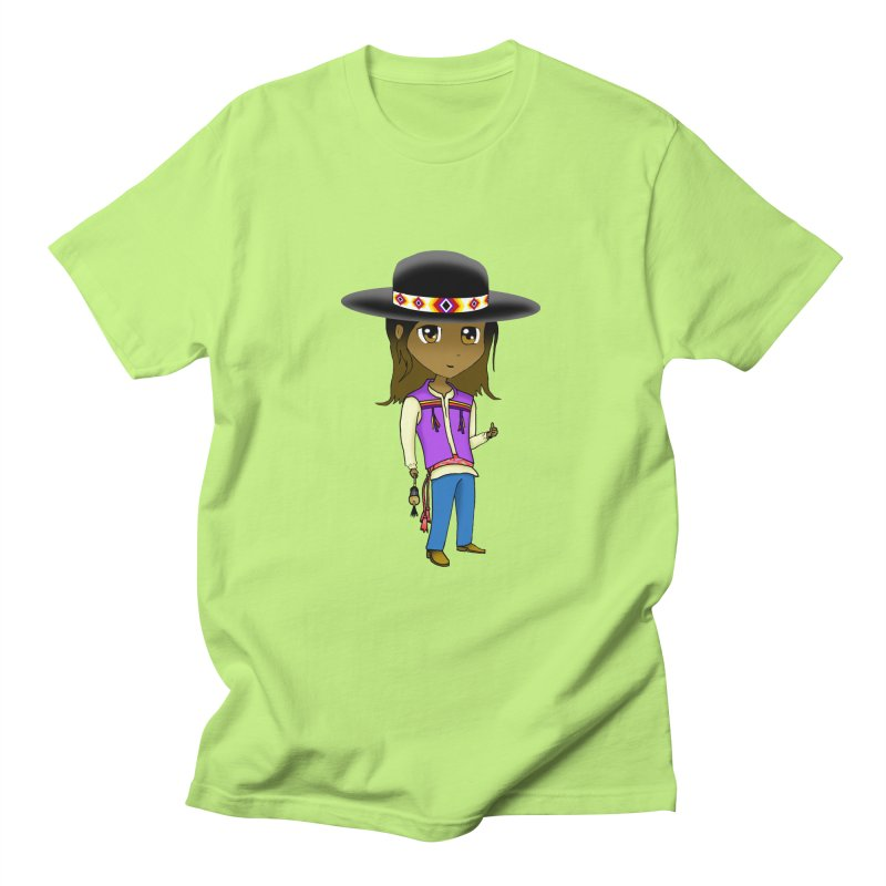 Kyamanyalapa! (Let's Dance!) #2 Women's Regular Unisex T-Shirt by Shawnee Rising Studios
