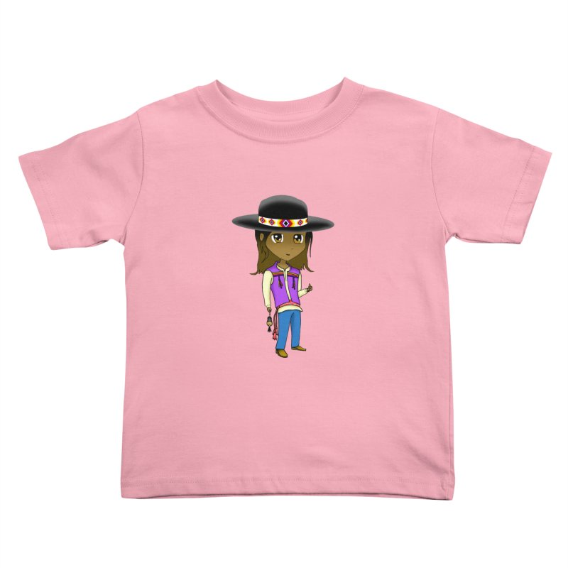 Kyamanyalapa! (Let's Dance!) #2 Kids Toddler T-Shirt by Shawnee Rising Studios