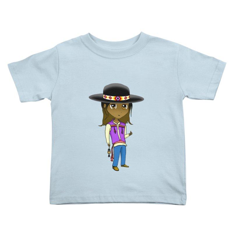Kyamanyalapa! (Let's Dance!) #2 Kids Toddler T-Shirt by Shawnee Rising Studios
