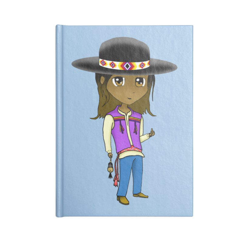 Kyamanyalapa! (Let's Dance!) #2 Accessories Notebook by Shawnee Rising Studios