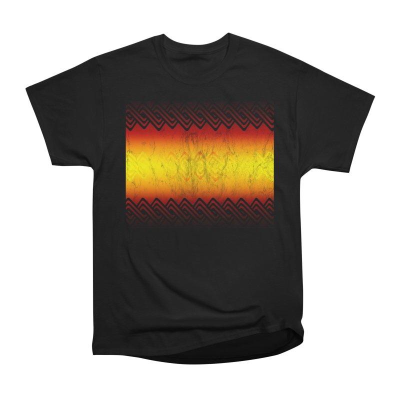 Ancient Women's Heavyweight Unisex T-Shirt by Shawnee Rising Studios