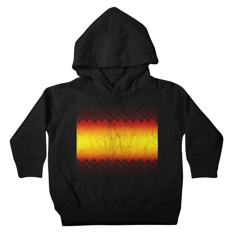 Ancient Kids Toddler Pullover Hoody by Shawnee Rising Studios