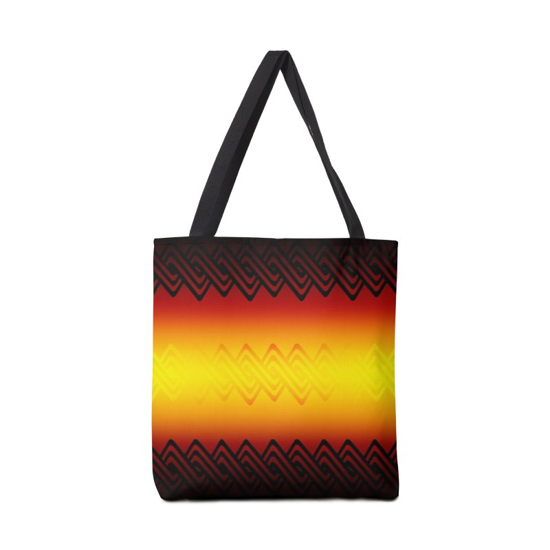 Ancient Accessories Tote Bag Bag by Shawnee Rising Studios