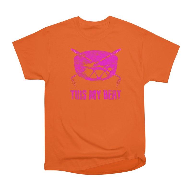 This My Beat #5 Men's Heavyweight T-Shirt by Shawnee Rising Studios