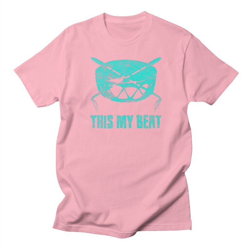 This My Beat #6 Men's Regular T-Shirt by Shawnee Rising Studios