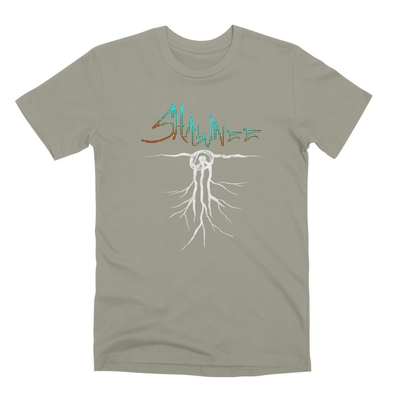 Our Roots Men's Premium T-Shirt by Shawnee Rising Studios