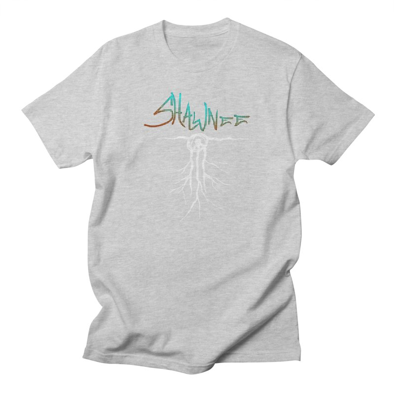 Our Roots Men's Regular T-Shirt by Shawnee Rising Studios