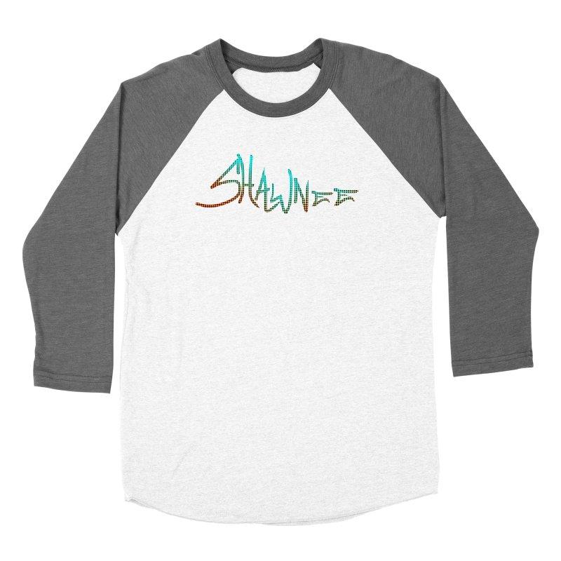 Our Roots Women's Baseball Triblend Longsleeve T-Shirt by Shawnee Rising Studios