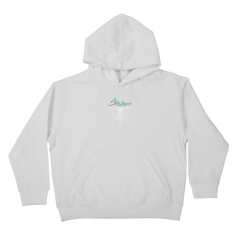 Our Roots Kids Pullover Hoody by Shawnee Rising Studios