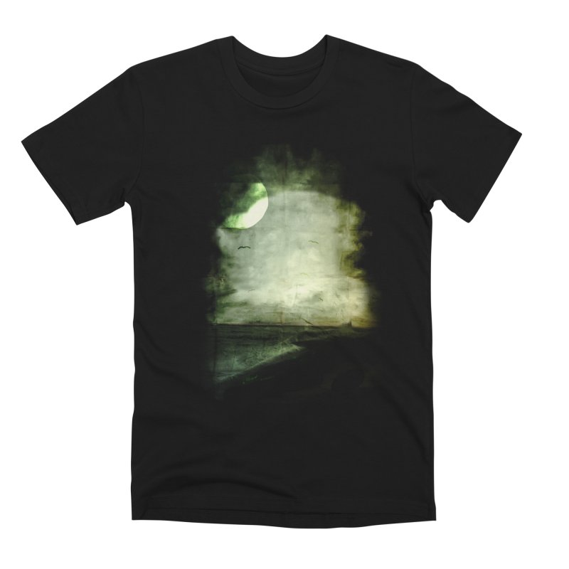 Precipice Men's Premium T-Shirt by Shawnee Rising Studios