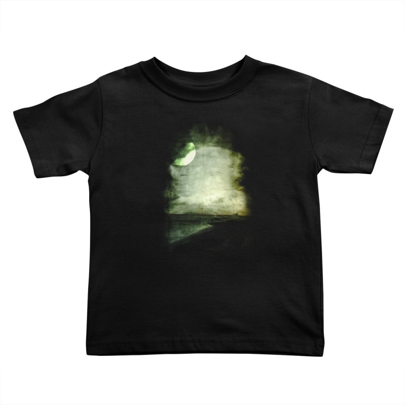 Precipice Kids Toddler T-Shirt by Shawnee Rising Studios