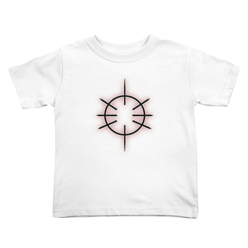 Center Drum Kids Toddler T-Shirt by Shawnee Rising Studios