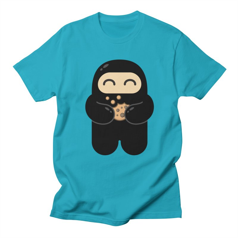 Cookie Ninja Men's T-Shirt by Shawnimals