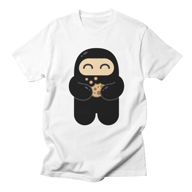 Cookie Ninja Men's T-Shirt by Shawnimals